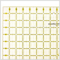 Kearing manufacture #KPR1515 Quilting Square Ruler Acrylic rigid 3mm thickness Pattern Making Ruler