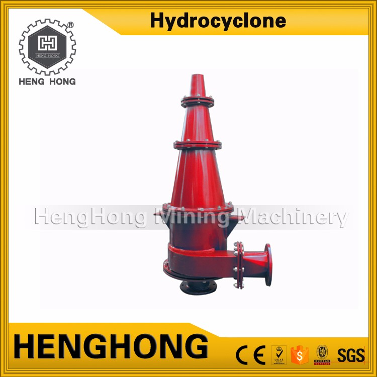 Gold Mining Hydrocyclone Cyclone Separator for Classification Equipment