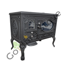 Good Quality Cast Iron Wood Stove Oven