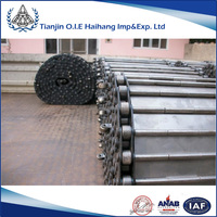 Stainless Steel Plates Conveyor Belts