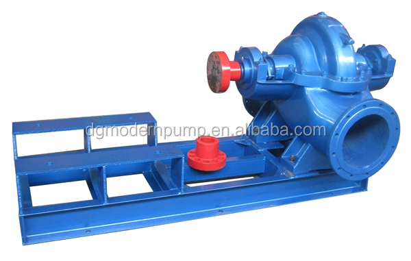 S series big flow farm irrigation pump