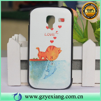 Custom design water transfer case for Samsung galaxy ace 2 i8160 phone cases