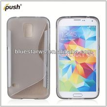 made in china for samsung galaxy s5 tpu case tpu caes