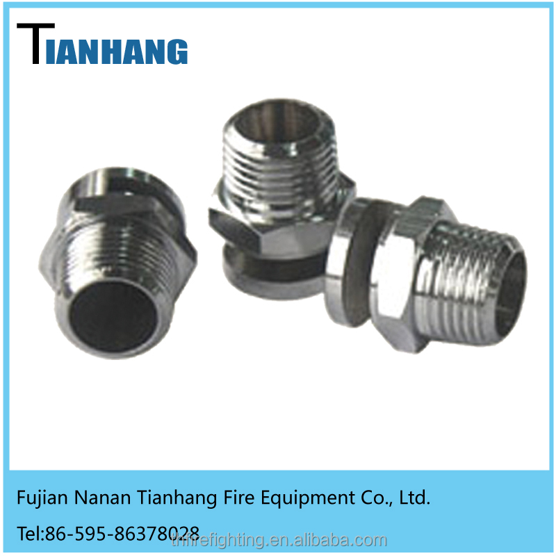 open type water curtain fire sprinkler nozzle