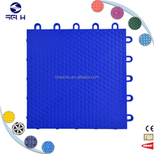 Cheap Portable Plastic Outdoor Interlocking Basketball Court Sports Flooring For Basketball
