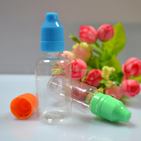 Electronic Cigarette E Liquid bottle 10ml 15/20/30ml filled with oil
