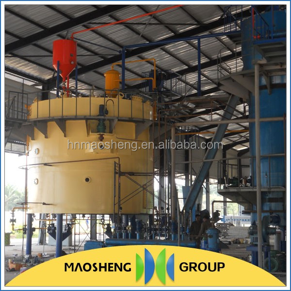 Small Capacity Maosheng Brand coconut oil factory