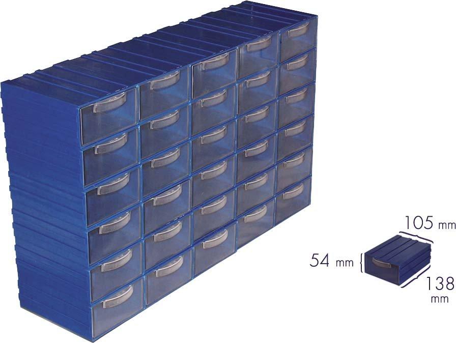 Aparador De Livros Diy ~ Ks 105 Plástico Gaveta Modular, ferramentas de Gabinete Armários de ferramentas ID do produto