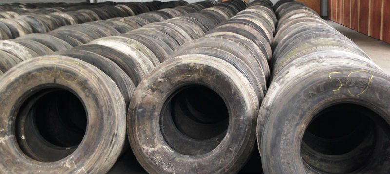 Used Truck Casings/tyres for export- **Starting From 20EURO**