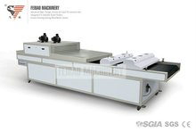 UV Dryer machine For bubbling, frosting, wrinkling FB-UV1300-5000(Match with automatic printing production line)