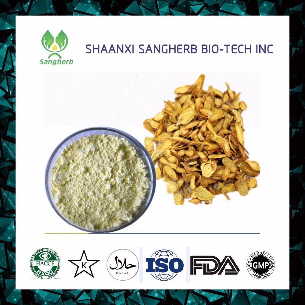Scutellaria baicalensis Radix Angelicae Pubescentis Extract Double teeth Angelica Root Extract powder