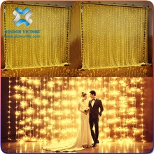 200pcs LED snowfall curtain light for Christmas decoration Quality Choice,led light stage curtain