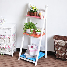 Wholesale wood flower stand