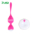 Silicone Kegel Ball Vaginal Remote Control Sex Products