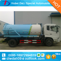 hot 2axles sewage sucker truck vacuum sewage suction truck for price