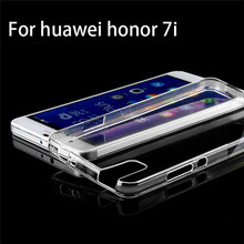 Imak Air II Crystal Mobile Phone Case for huawei honor 7i ,Wholesale Transparent PC Phone Case Cover for huawei honor 7i