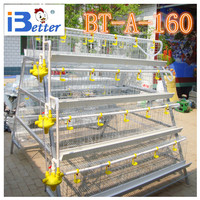 BETTER FACTORY direct supply full-automatic layer chicken cage,layer chicken battery cage,chicken egg layer cage for Kenya farm