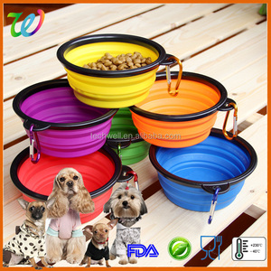 silicone customized dog bowl rubber ring