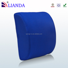 Anti-deformation Car Seat Back Pillow Mesh Back Lumbar Cushion Also Great For Office Chair And Home Use