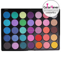 hot sale beautiful colourful branded new cosmetic eyeshadow silky smooth & colorful eye shadow high pigment eyeshadow