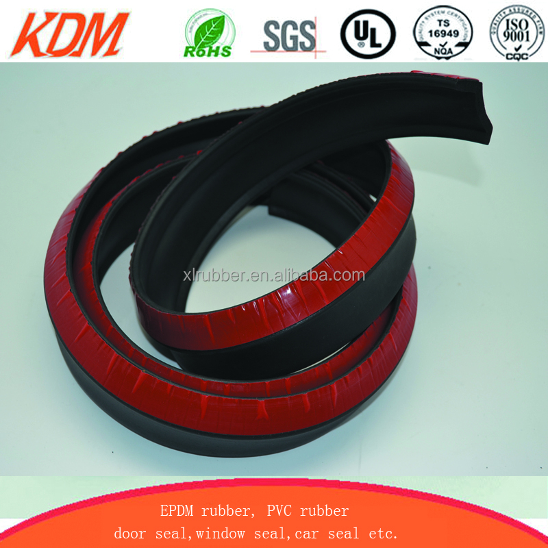 Bumper Rubber Seal Maker Rubber Track For Car