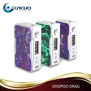 Newest vape mod voopoo drag 157w box mod from Cacuq