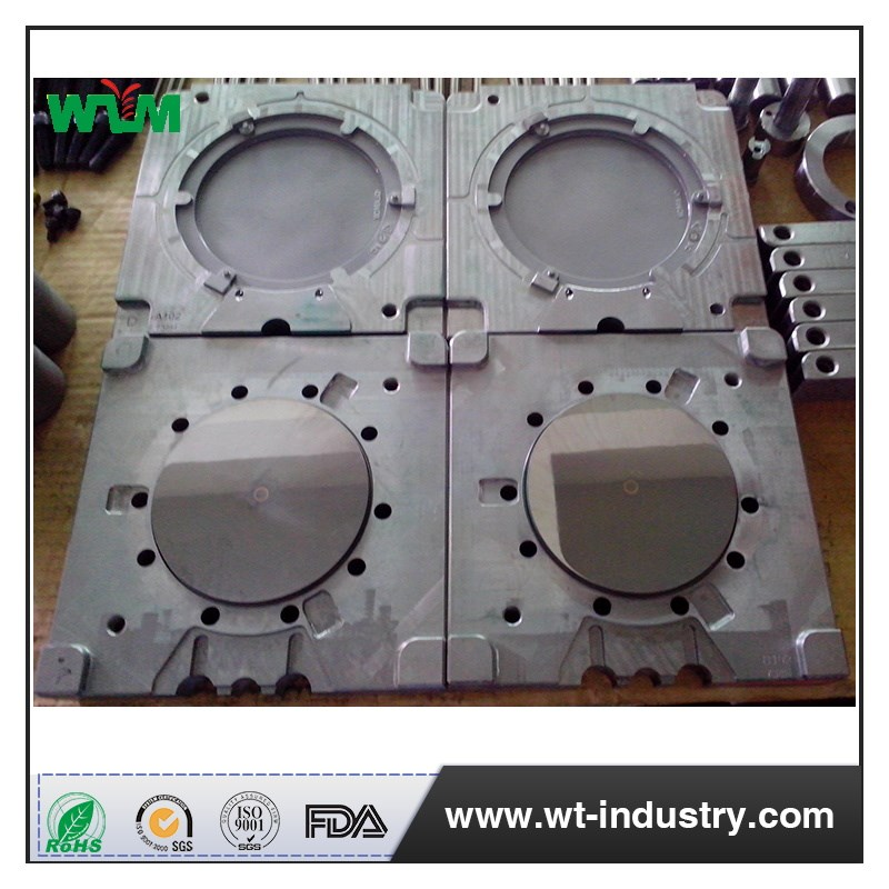 2017 professional 2 shots mold maker,hot runner plastic injection mould