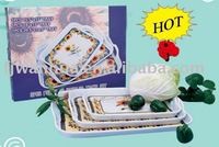 3pcs melamine serving tray set