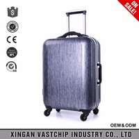 Exclusive Intelligent luggage travel case with scale handle smart suitcase with USB charging