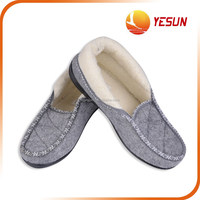 Stable performance factory directly woolen shoe