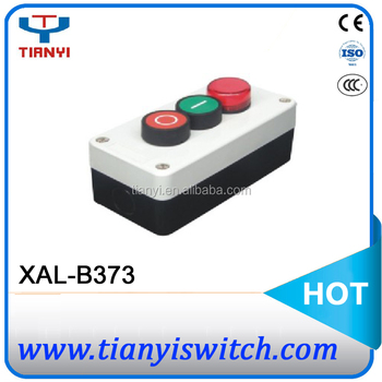 XAL-B373 XAL Series Push Button Control Station Box