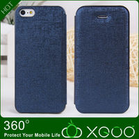 for iphone 5s case leather slim design made in china