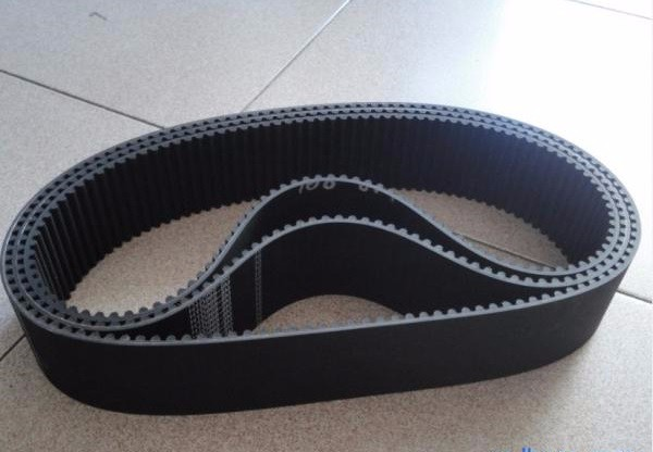 Flexible/High strength rubber synchronous belt