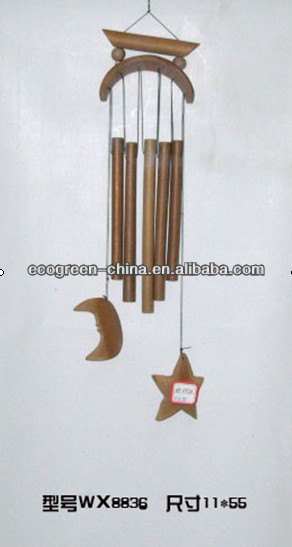 Bamboo Wind Chimes Tubes Wholesale
