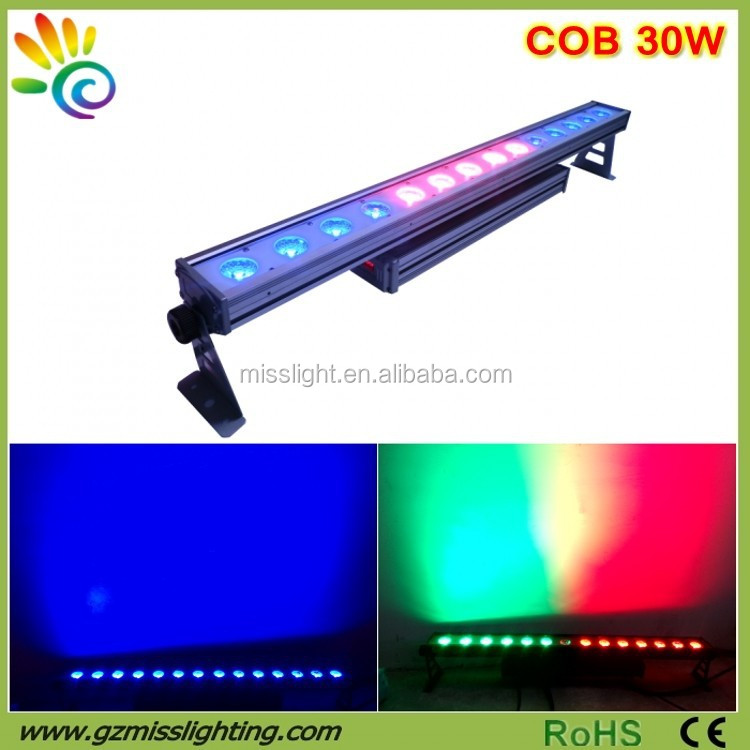 ip65 led rgb wall washer light 14 30w cob led wall washer. Black Bedroom Furniture Sets. Home Design Ideas
