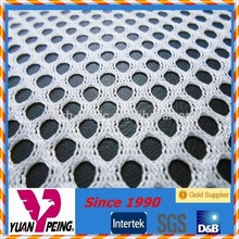 breathable polyester recycled mesh fabric