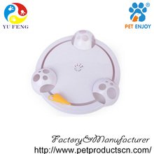 2016 High quality new design interactive pet toy for cat,vinyl pet toy
