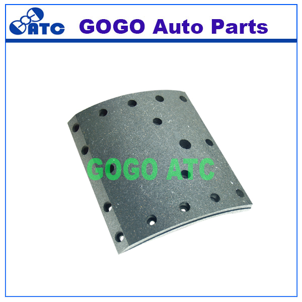 GOGO Brake lining for Mitsubish OEM MC832470 MC862450