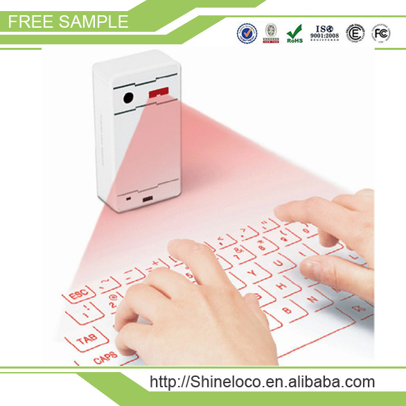 Portable Virtual Laser keyboard Wireless Bluetooth Laser Projection Keyboard