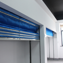 High quality steel rolling shutter door roller shutter gates With ul certificate
