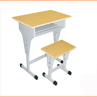 Factory Directly School Furniture Metal Desk