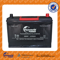 90ah 12v power start small car automotive battery