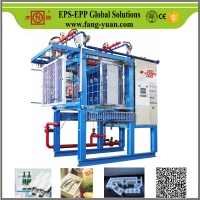 Fangyuan eps fruit packing boxes forming machine