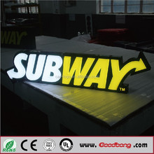 outdoor led digital led outdoor shop signboard samples