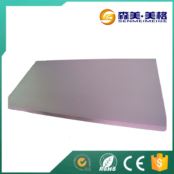 non flammable insulation extruded polystyrene foam