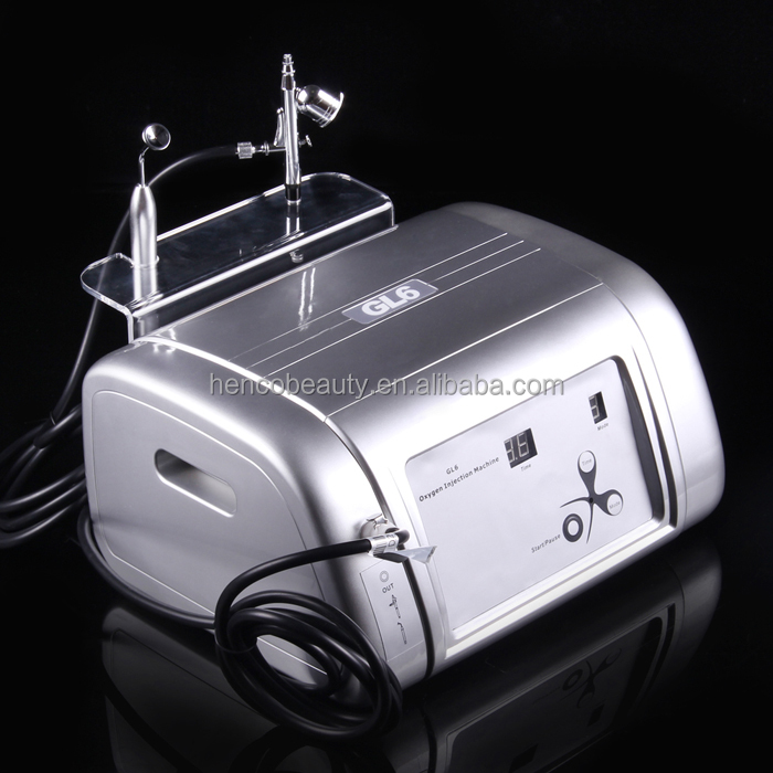 Oxygen infusion oxygen facial machine/oxygen inject machine/oxygen jet machine