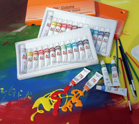 Non-toxic acrylic paint 18 colors for kids