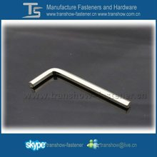 high quality nickel plated Steel Allen Key