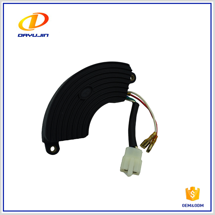 Chinese Spare Parts Motorcycle Electronic Generator Regulator For Suzuki