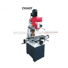 ZX50CF Drilling and Milling Machine with Universal Dividing Head